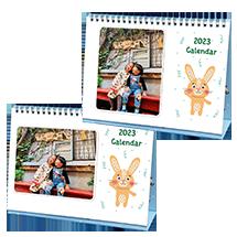 A5-單月桌曆