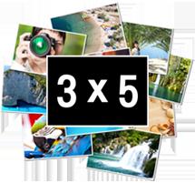 3X5 照片沖印