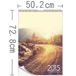 月曆 歐2K(萬年曆)